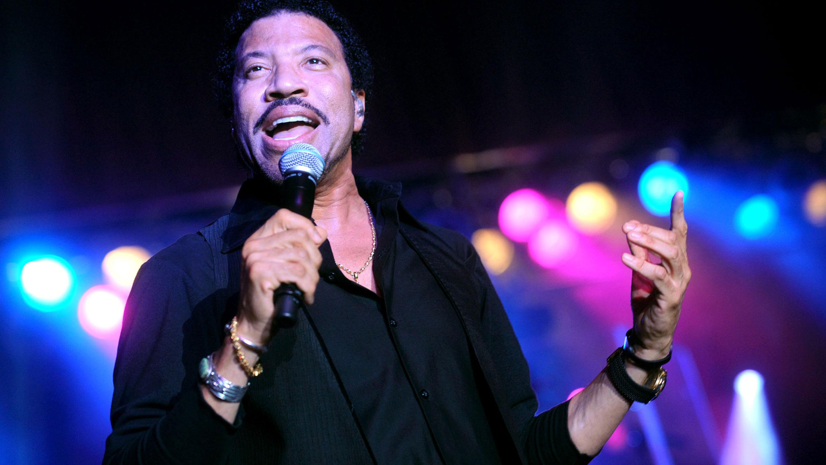 Lionel Richie es el nuevo numero Anglo para el Festival de Viña 2016