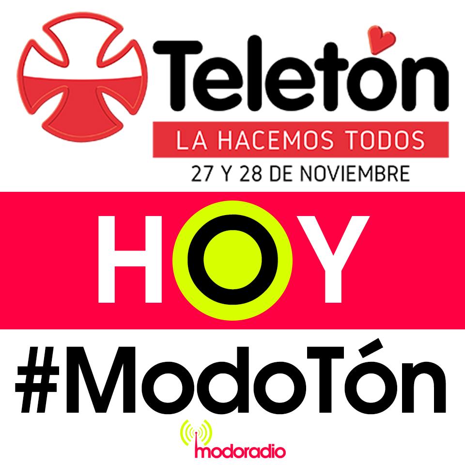 Programación #ModoTon 2015