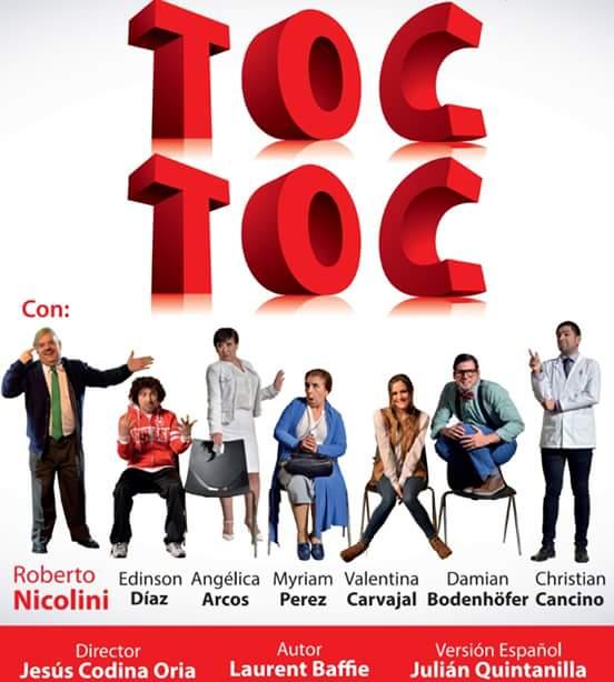 """""""Toc Toc"""": Una alternativa única para septiembre en Viña del Mar"""