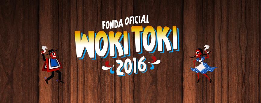 "[CONCURSO EXPRESS] Gana Entradas para la Fonda ""Woki Toki 2016"""