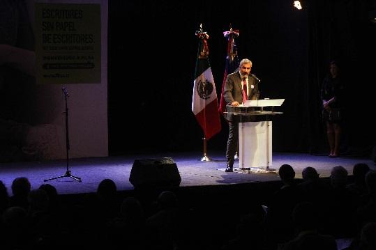 Ernesto Ottone, ministro de Cultura.
