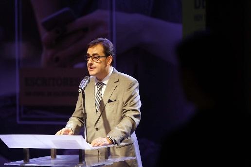 Alejandro Melo, presidente de la Cámara Chilena del Libro.
