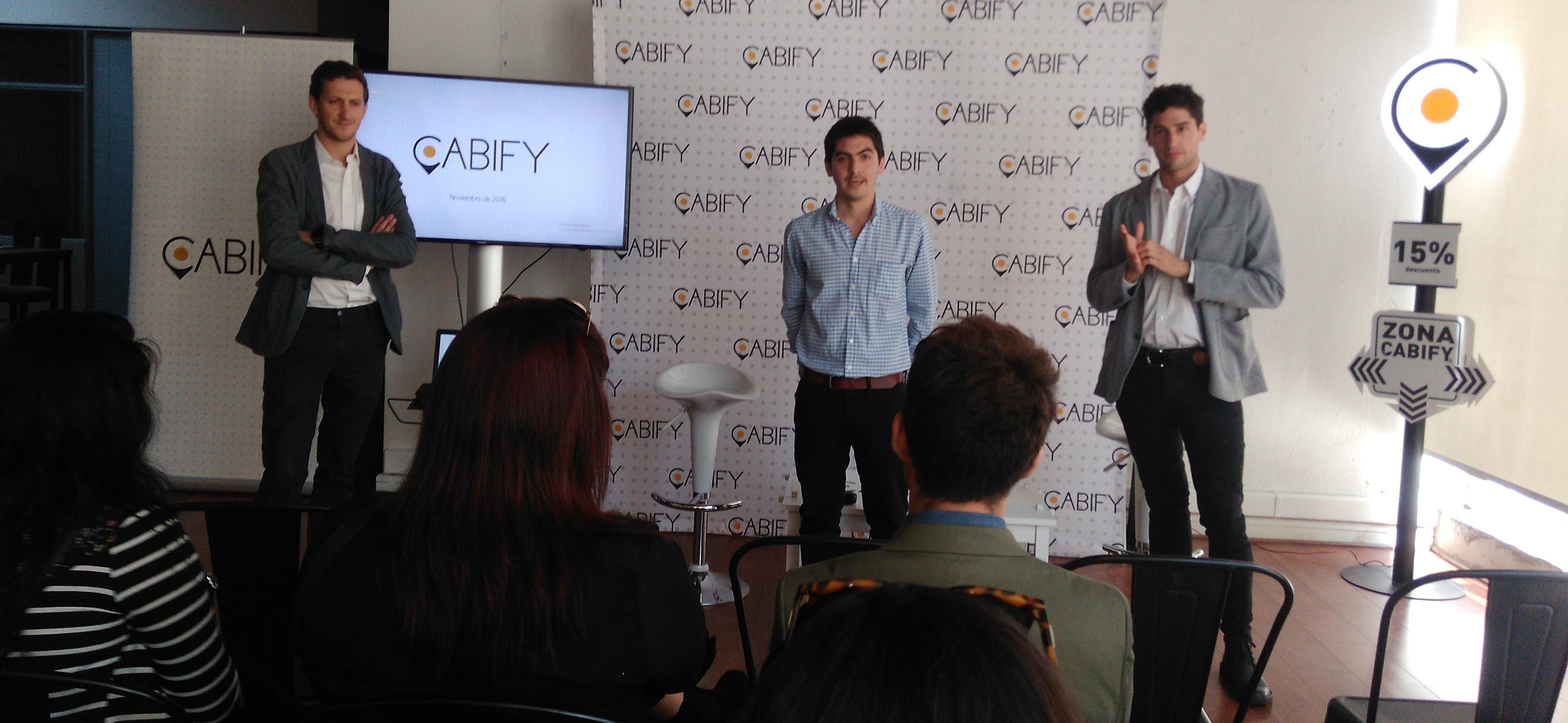Cabify lanza nueva categoría para pagar los viajes con tarjeta de débito