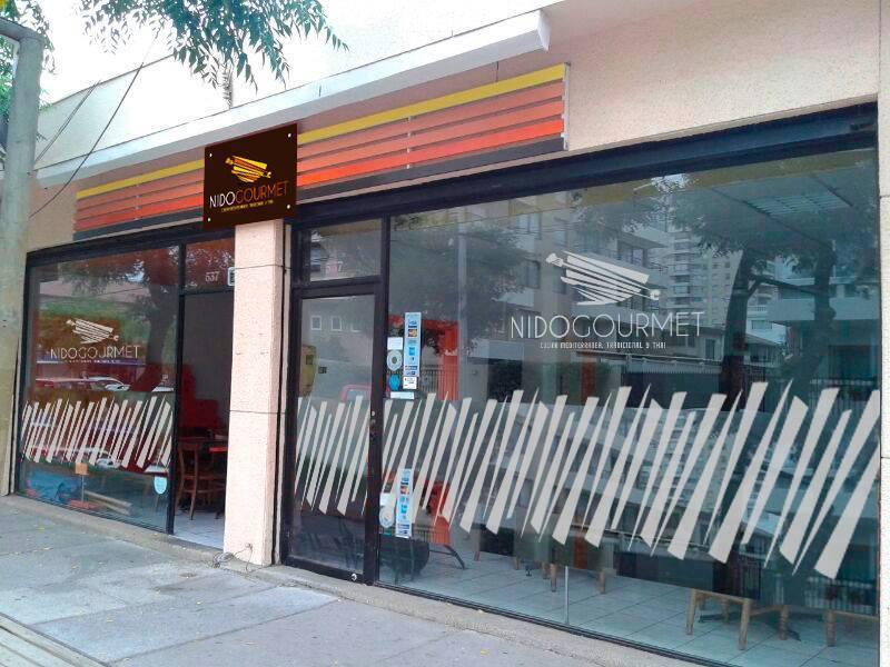 Restaurant Nido Gourmet: Lugar obligado en el Boulevard Gastronomico de Viña