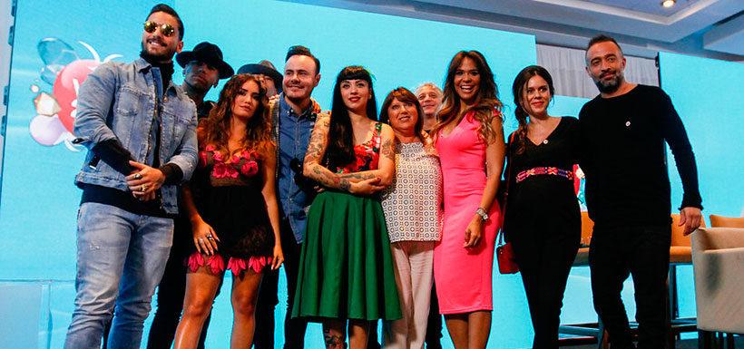 #ModoViña2017 Jurado Unico del Festival realizó conferencia de prensa