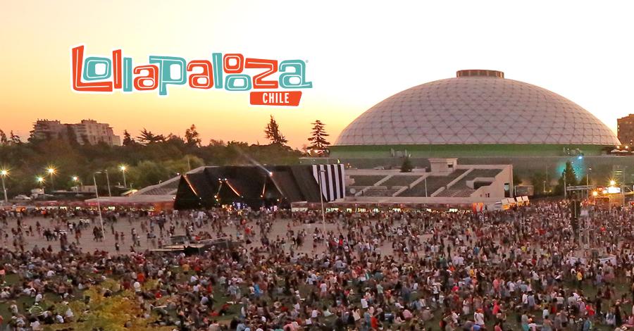 Se ultiman los detalles para Lollapalooza Chile 2017