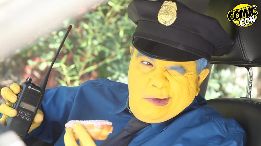"""""""El Jefe Aldo Gorgory"""" la apuesta de ComicCon #MiLadoComicCon"""