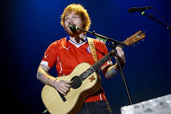 """Ed Sheeran lanza el videoclip de su nuevo single """"Calway Girl"""""""