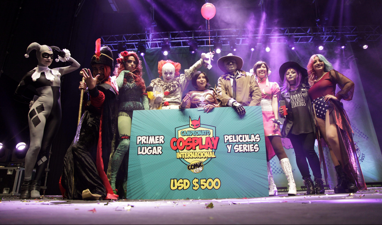 Éxito total marcó la segunda jornada de Comic Con Chile 2017