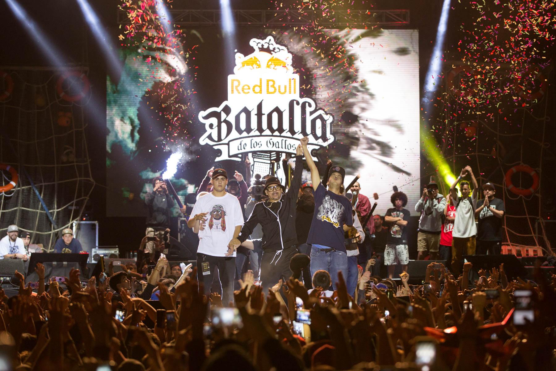 Chile ya tiene representante para Final Internacional de Red Bull Batalla de los Gallos