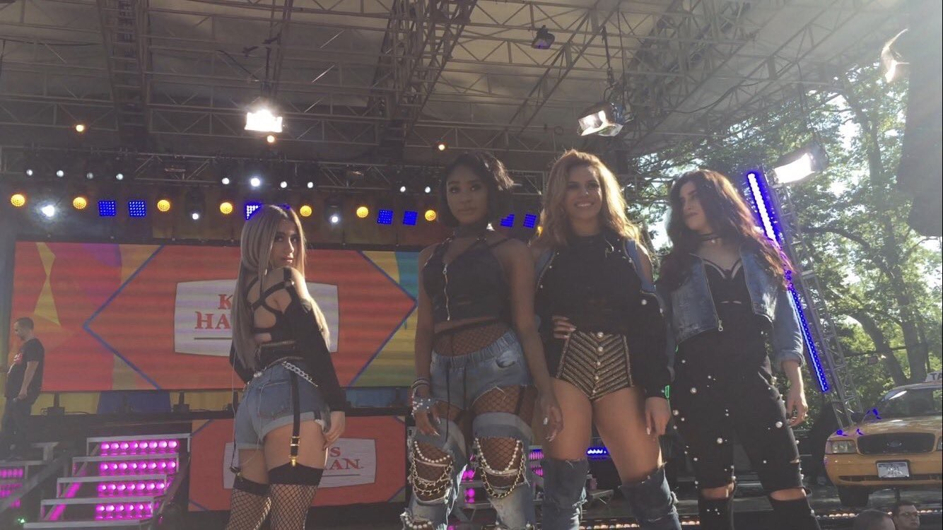 "Fifth Harmony lanza ""Down"", su primer single como cuarteto"