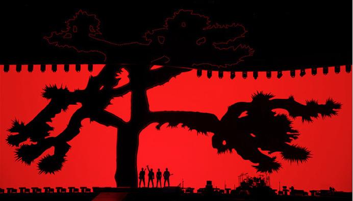 U2 vuelve a nuestro país con su gira The Joshua Tree