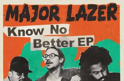 Major Lazer sorprende con nuevo disco