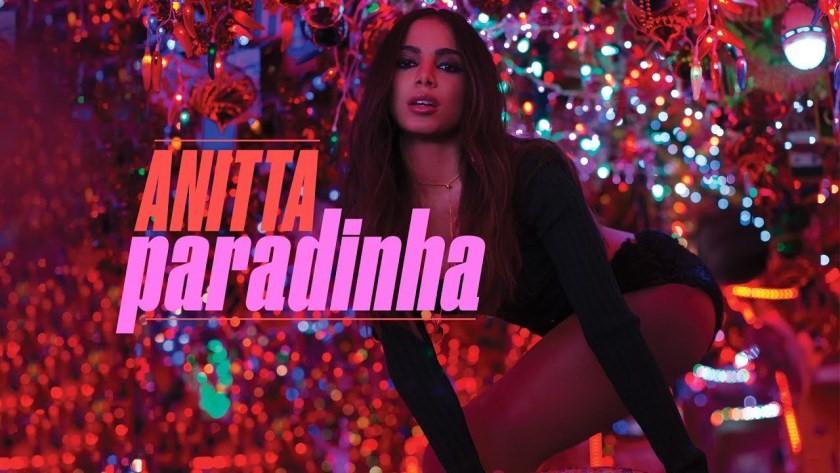 """Anitta, el fenomeno Pop de Brasil presenta su nuevo single """"Paradinha"""" en español"""