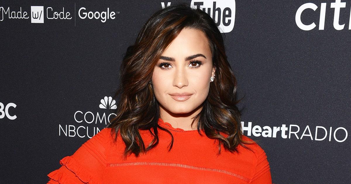 """Demi Lovato estrena su nuevo tema """"Sorry Not Sorry"""""""