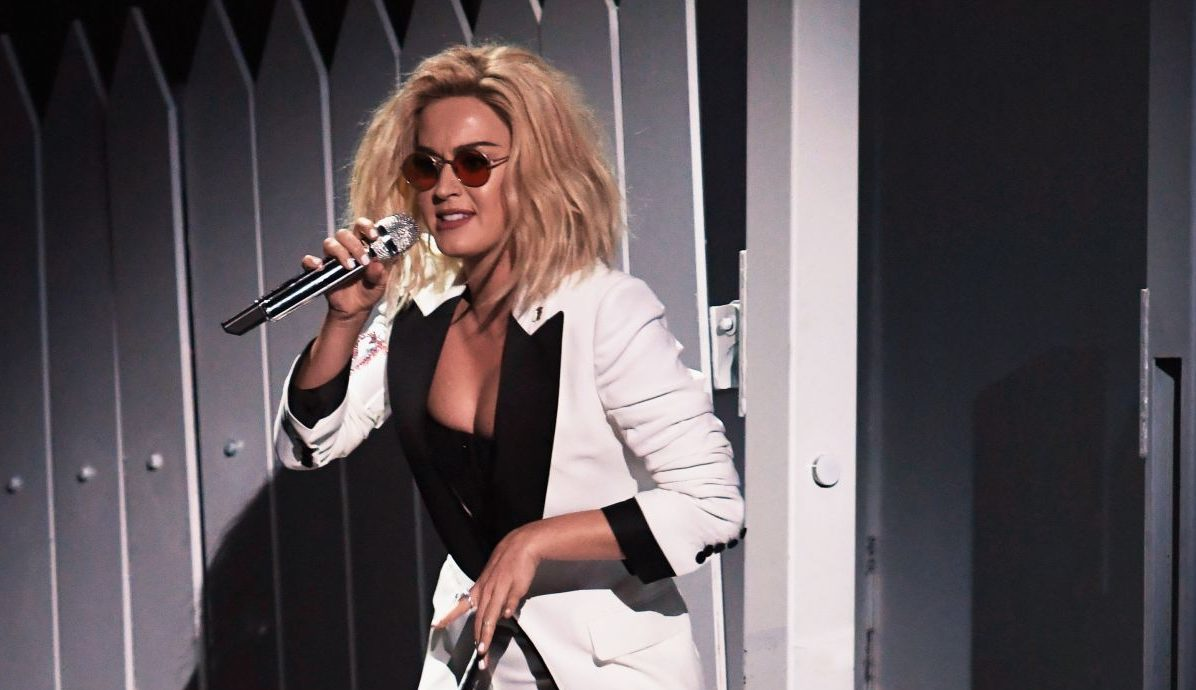 Katy Perry será la anfitriona de los MTV Video Music Awards 2017