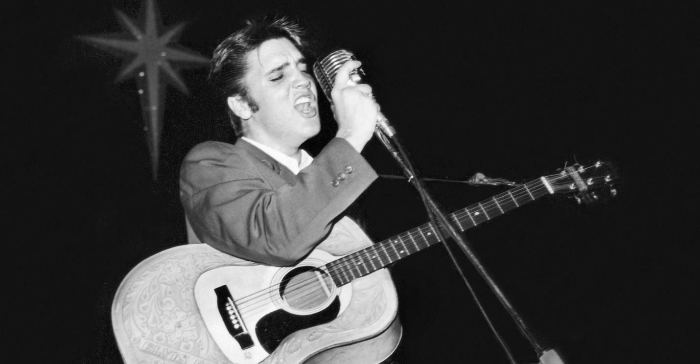 A 40 años de su muerte, Spotify revela las canciones más populares de Elvis Presley