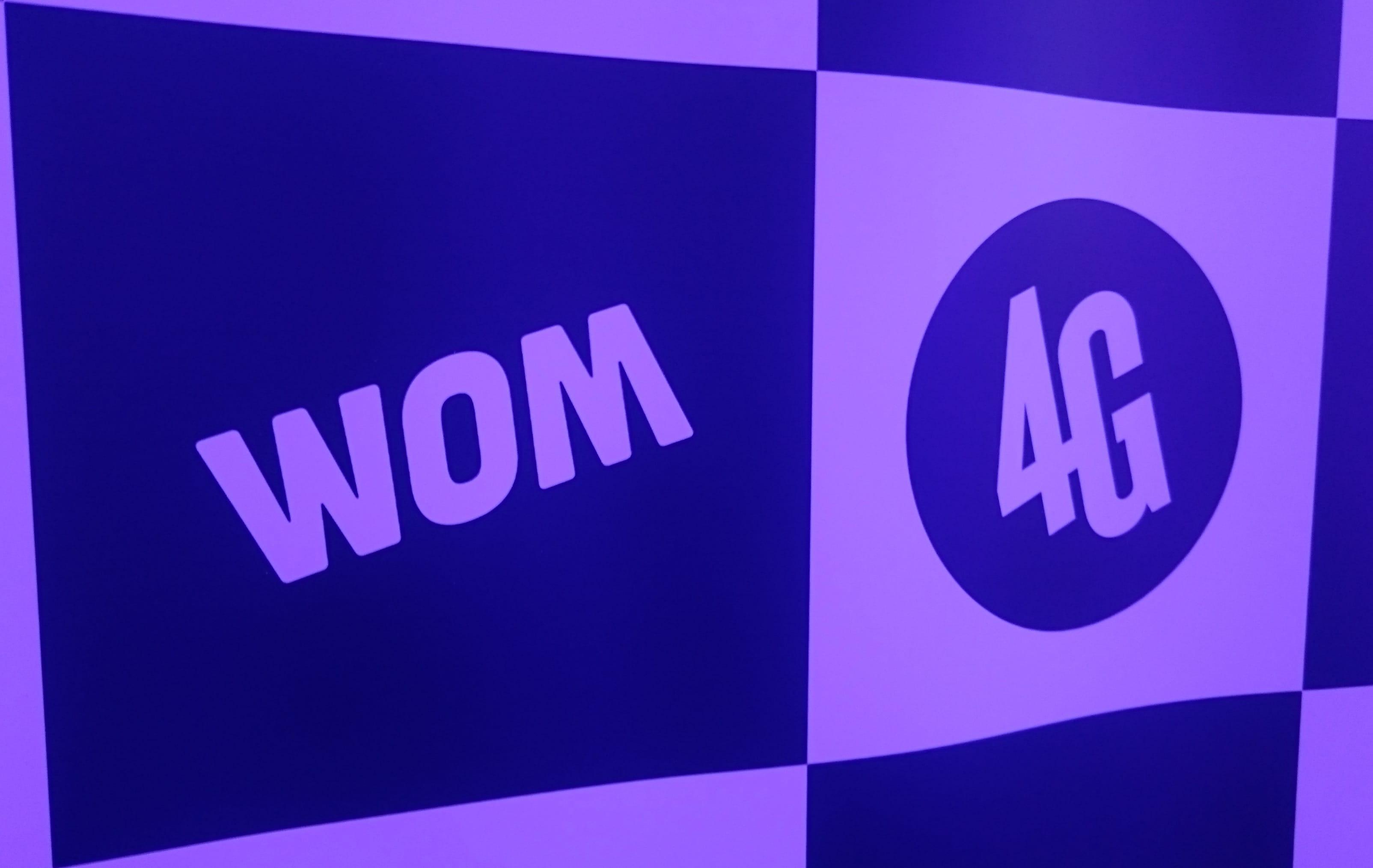 WOM celebra sus tres millones de clientes en dos años