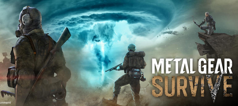 Konami anuncia fecha de lanzamiento del Metal Gear Survive