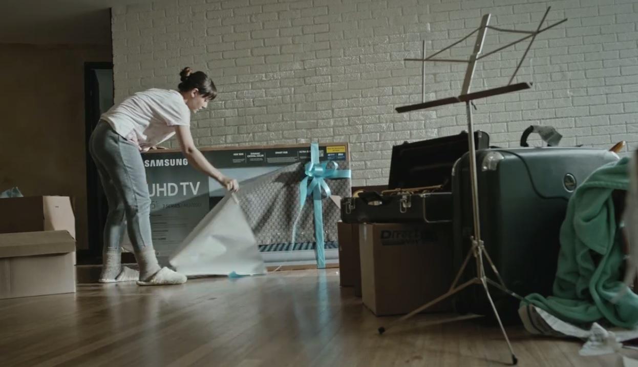 La nueva campaña de Samsung Ultra HD 4K enfocada al público latinoamericano