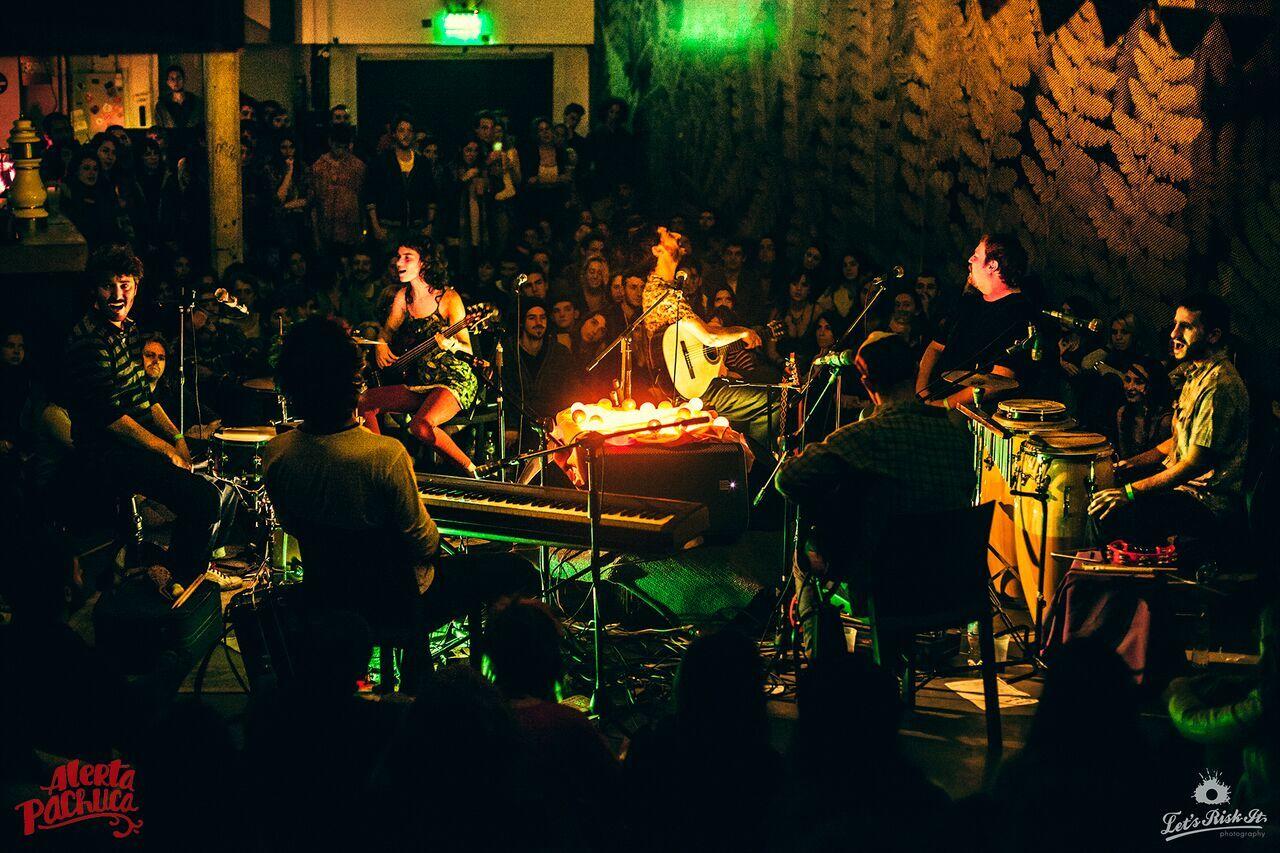 """Banda """"Alerta Pachuca"""" anuncia gira por Chile en noviembre"""