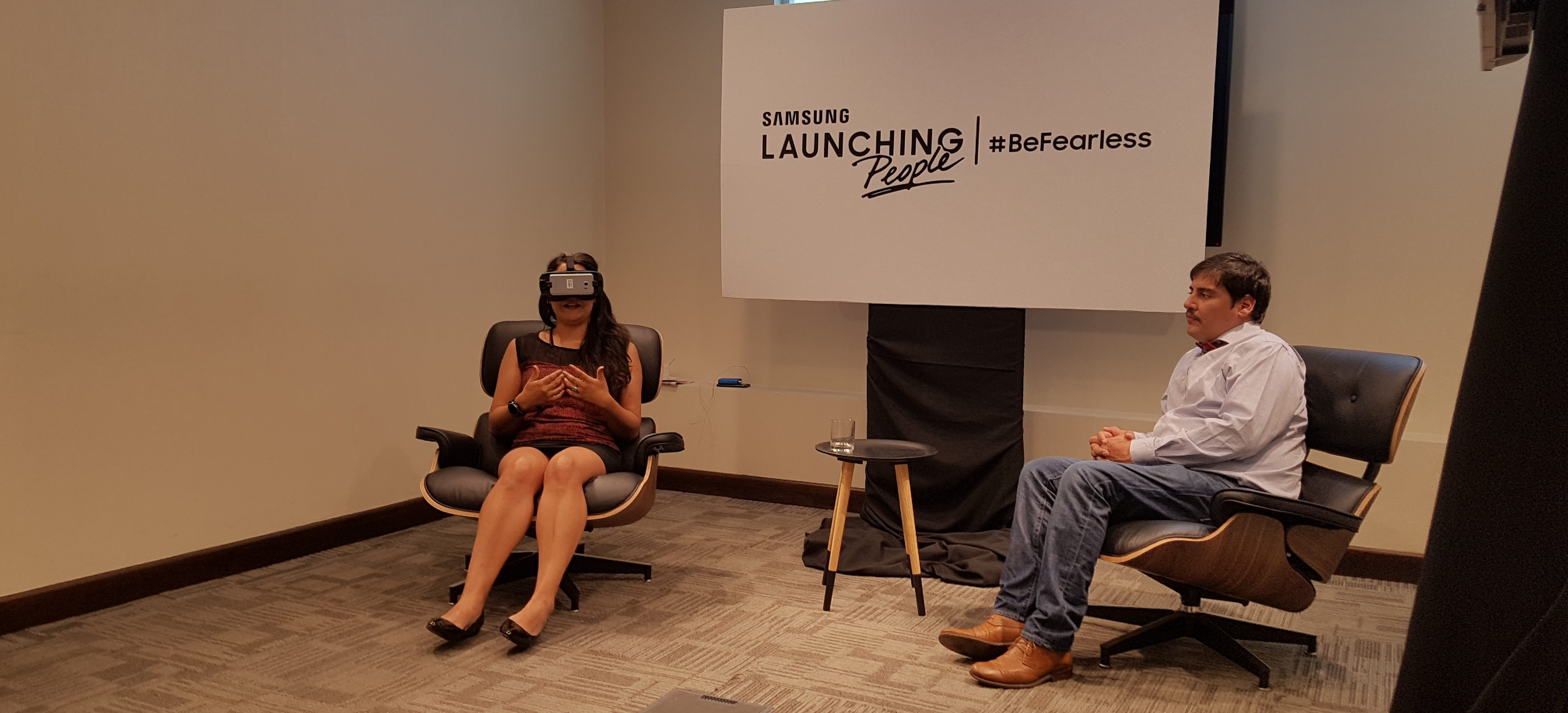 Primer estudio terapéutico de realidad virtual revela exitoso resultado en Chile