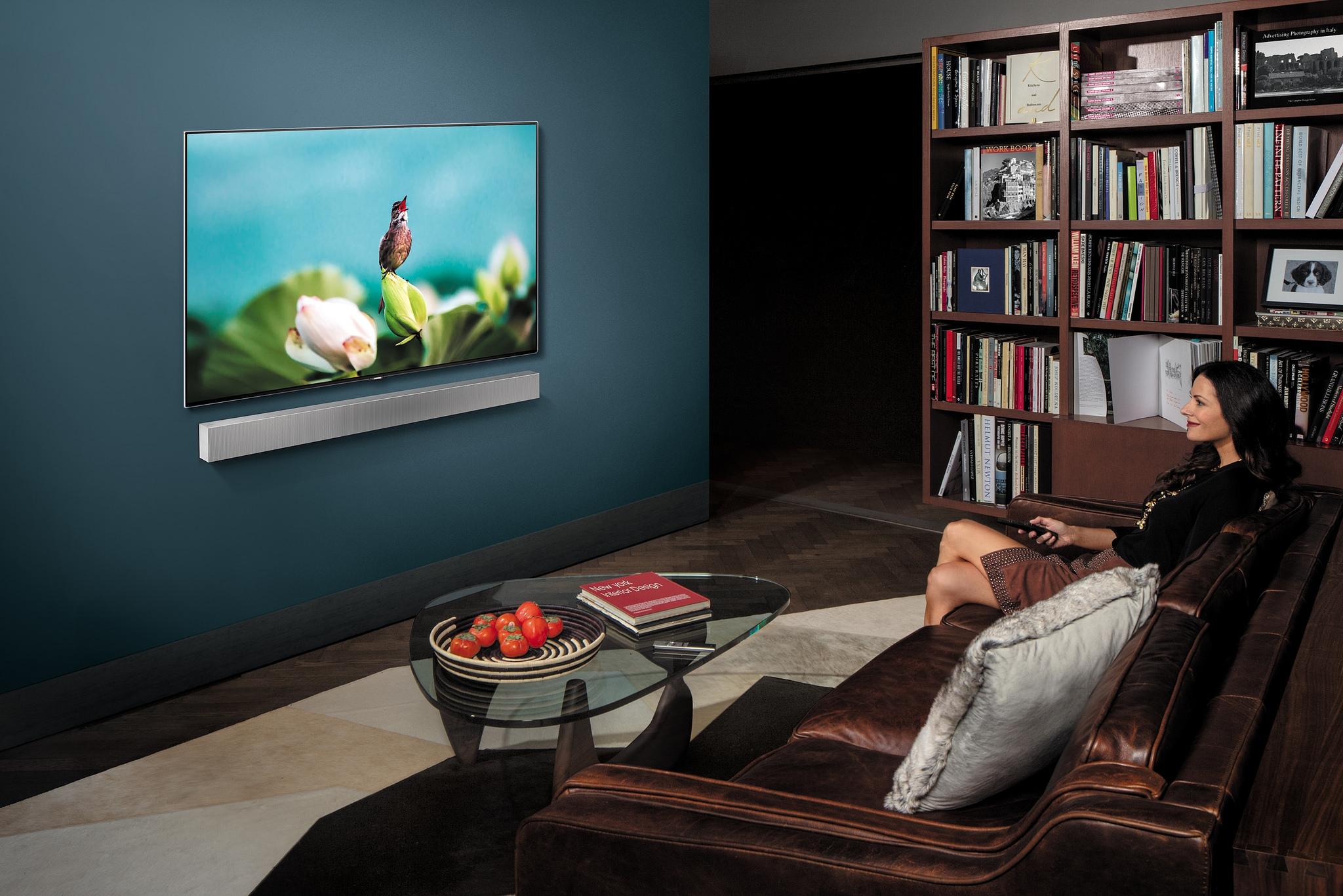 Samsung presentará su nuevo Soundbar lifestyle montable en CES 2018