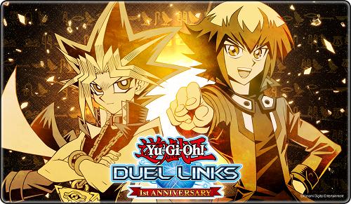 Yu-Gi-Oh! Duel Links celebra su primer aniversario