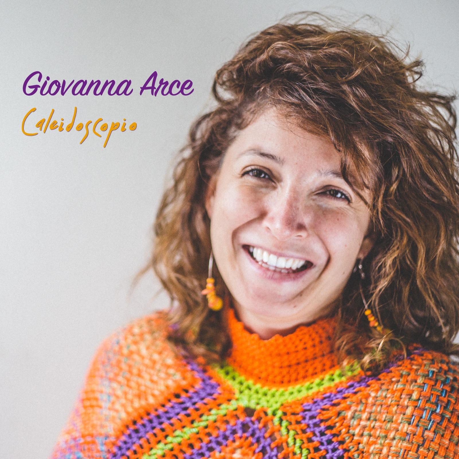 La Revelación Femenina del momento Giovanna Arce presenta … Aquel Muelle