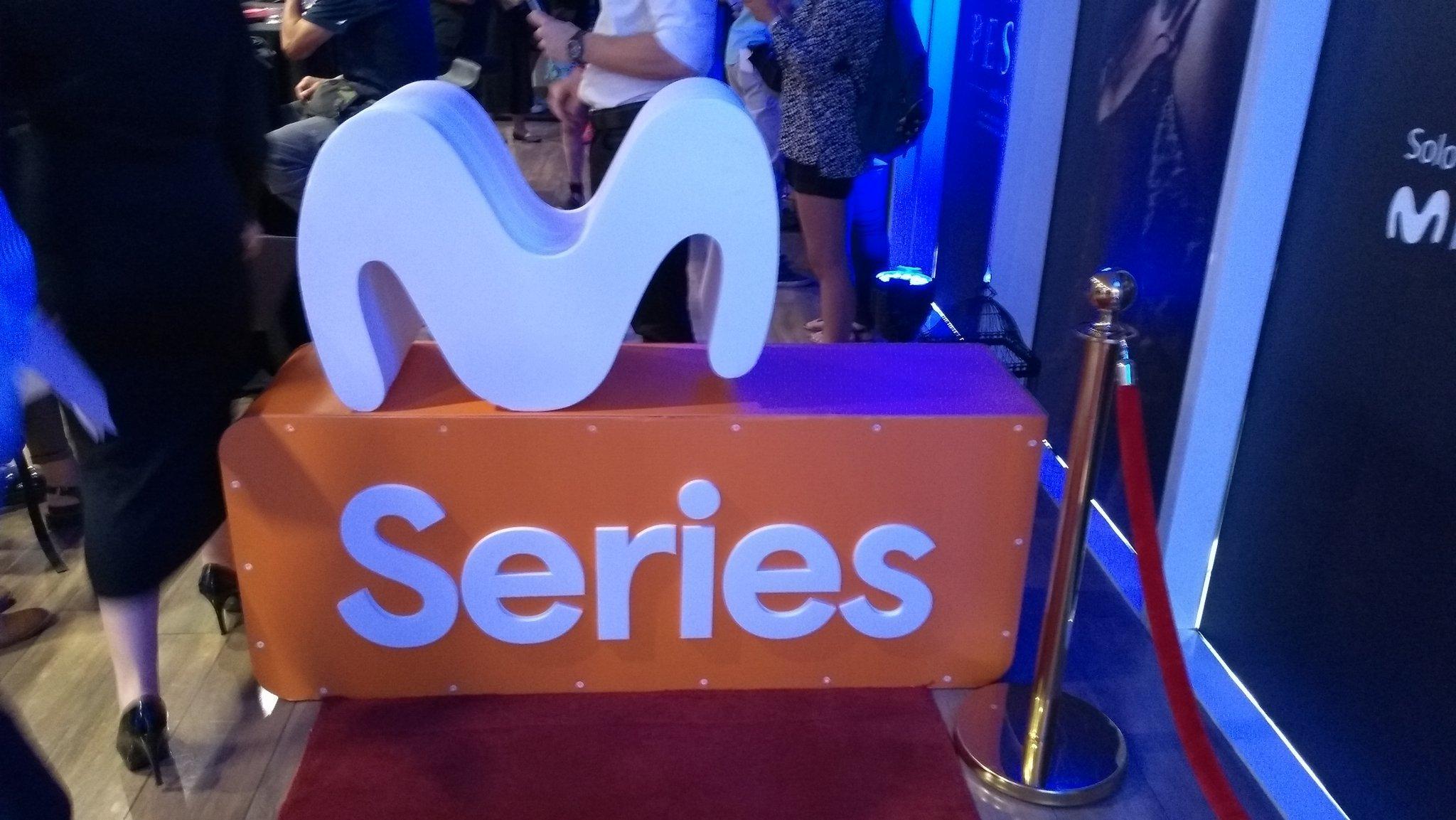 Señal Movistar Series llega a Chile entregando series exclusivamente en español