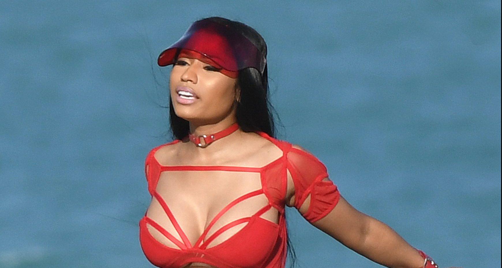 Nicki Minaj se transforma en la quinta artista más certificada en los Estados Unidos