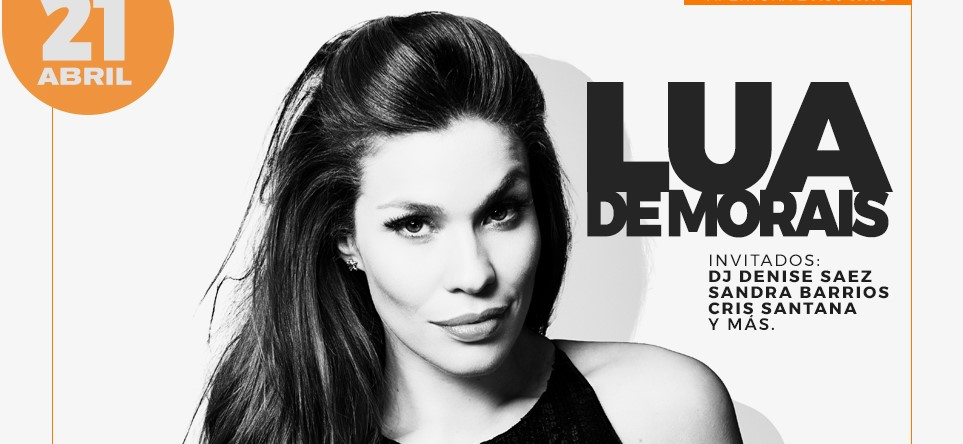 Lua de Morais lanza nuevo disco con un concierto en el Club Amanda