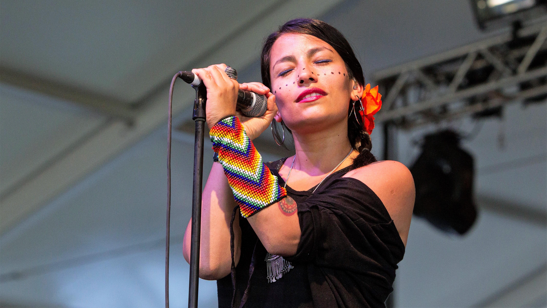 """""""La Matria Fest"""" el evento que reúne a Ana Tijoux junto a destacadas voces femeninas en Chile"""