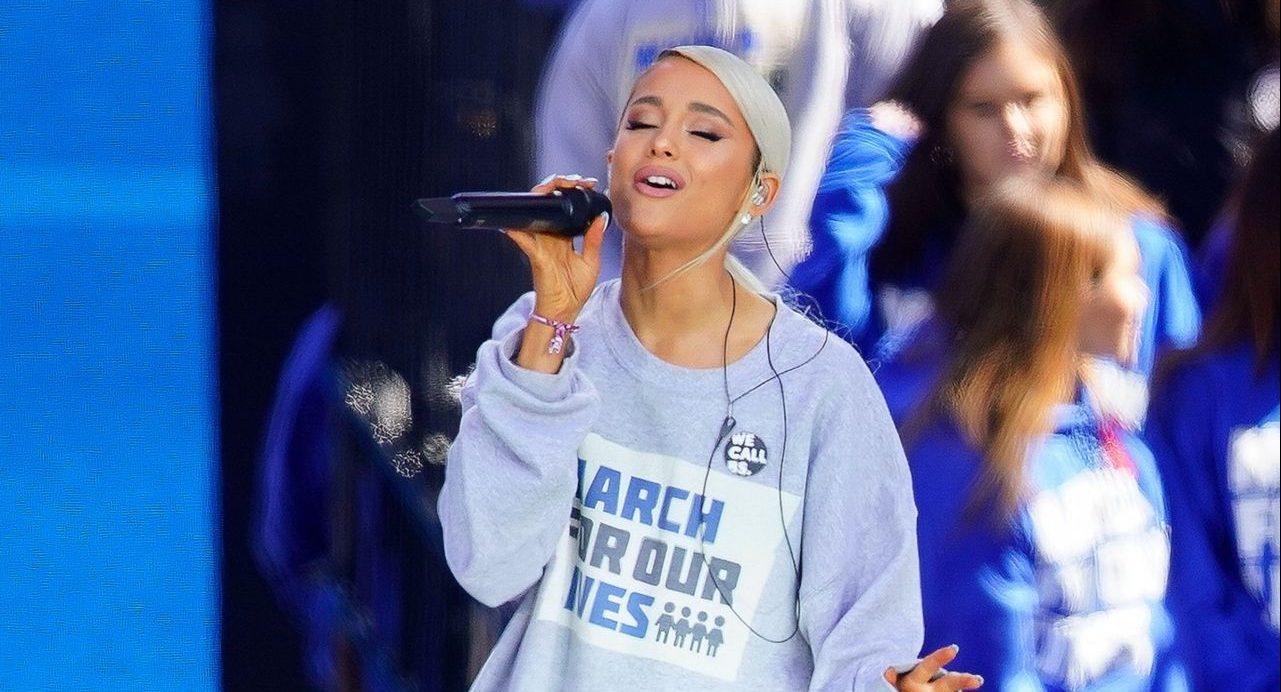 """Ariana Grande está dando vuelta el pop con """"No Tears Left To Cry"""""""