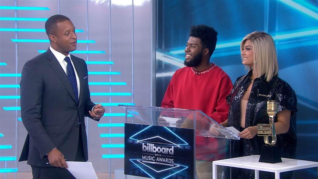 Se dieron a conocer los nominados para los Billboard Music Awards 2018