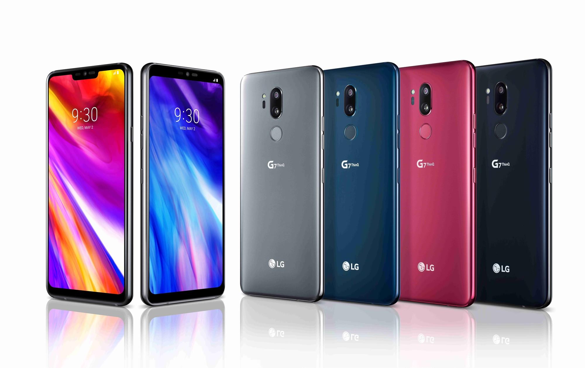 LG lanza el nuevo smartphone con Inteligencia Artificial