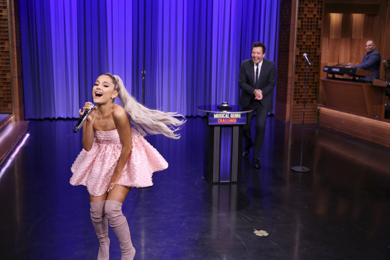"""Ariana Grande dio más detalles de su cuarto disco """"Sweetner"""""""