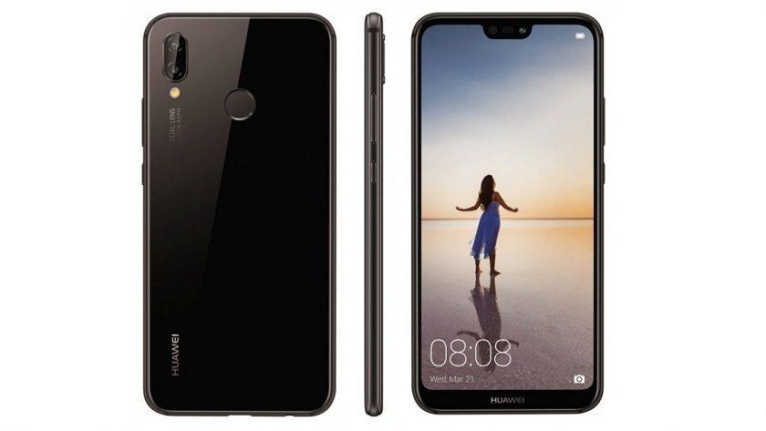 Llega a Chile el Huawei P20 Lite: gama media con ADN de ganador