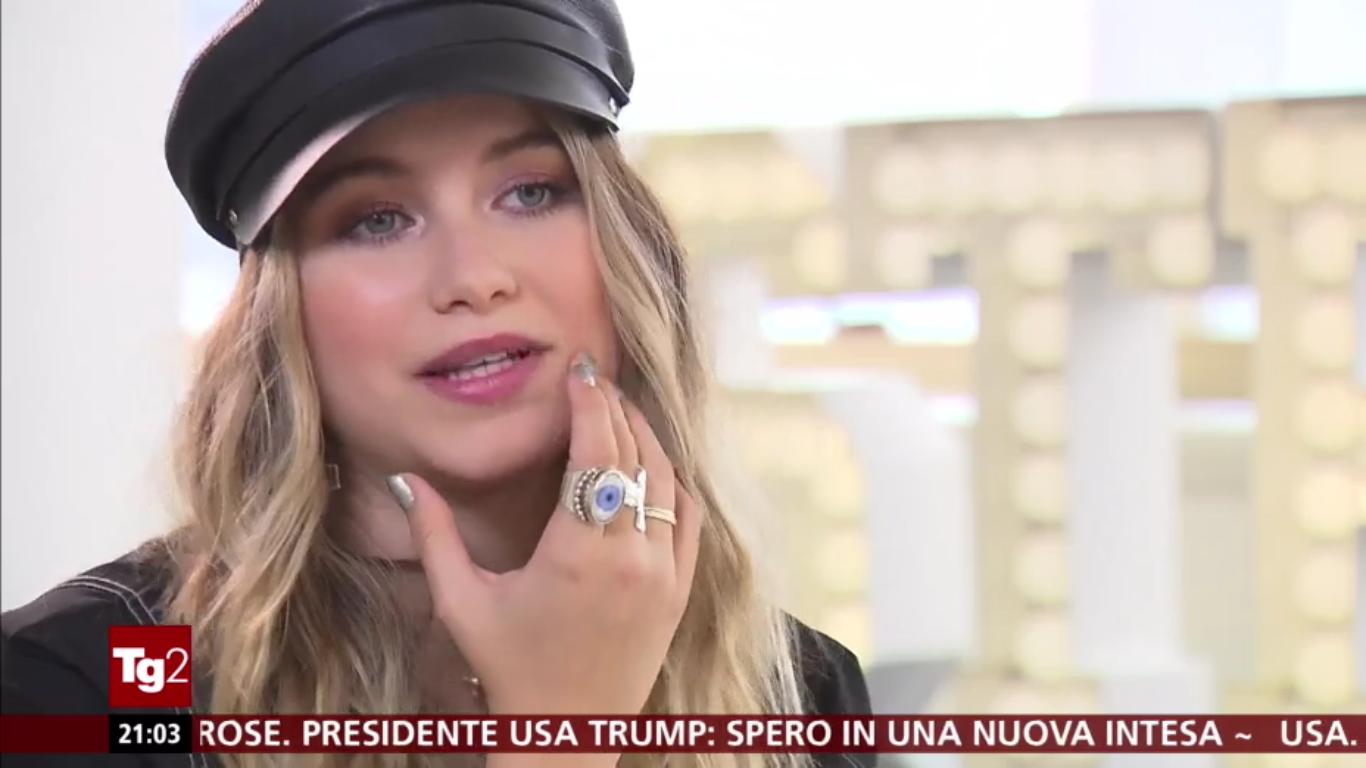 """Sofía Reyes es llamada por la Rai como """"la nueva Jennifer Lopez"""""""