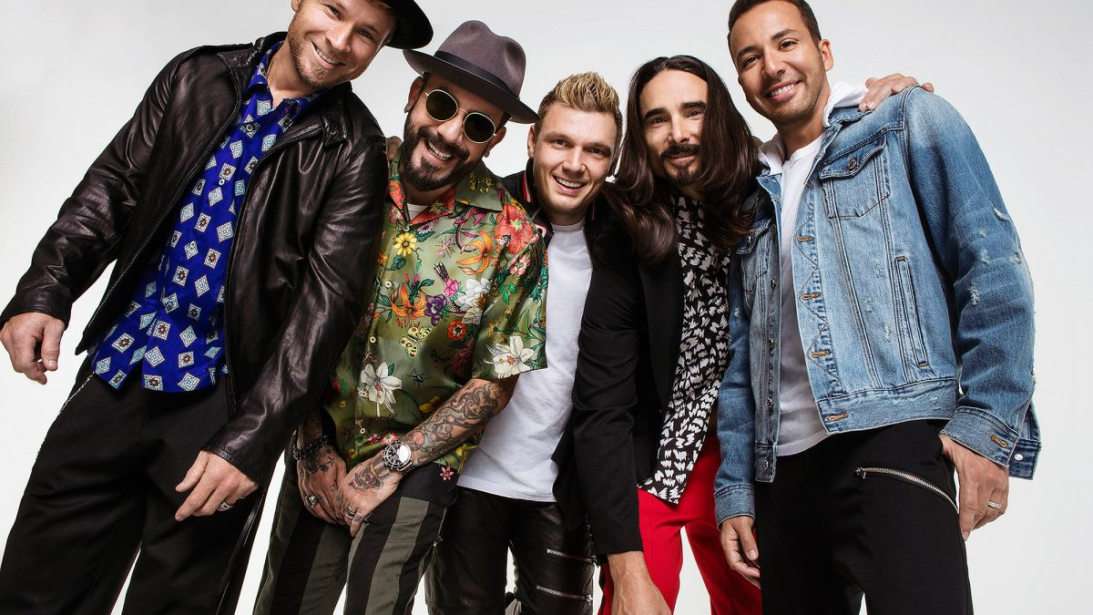¡Se cierra la Parrilla de Viña 2019! Backstreet Boys es único número anglo del Festival