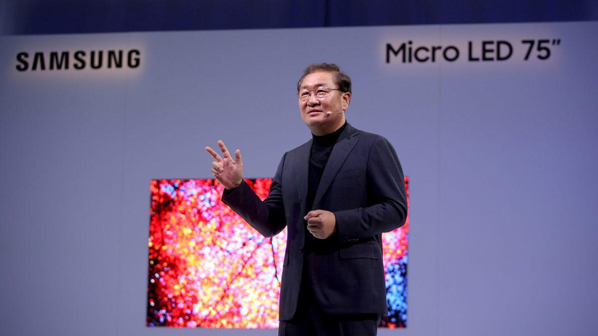 Las novedades de Samsung en la CES 2019
