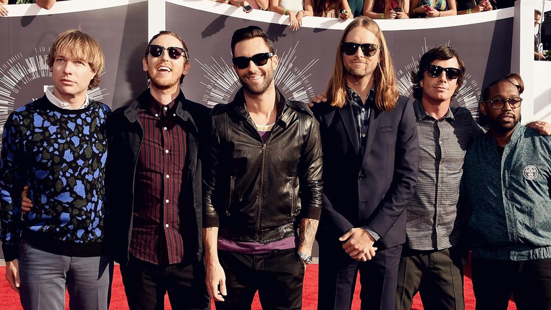 ¡Es oficial! Maroon 5 pondrá la música en el medio tiempo del Superbowl 2019
