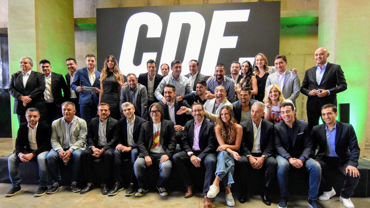 CDF anuncia su renovada parrilla programática 2019