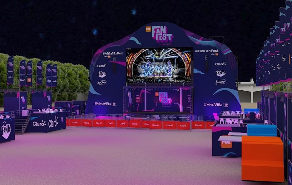 FOX Fan Fest: La nueva alternativa festivalera en Viña del Mar