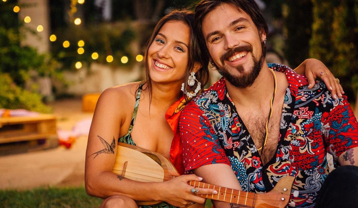 """Denise Rosenthal y Camilo Zicavo lanzan su más esperado single """"Soñarse de a dos"""""""