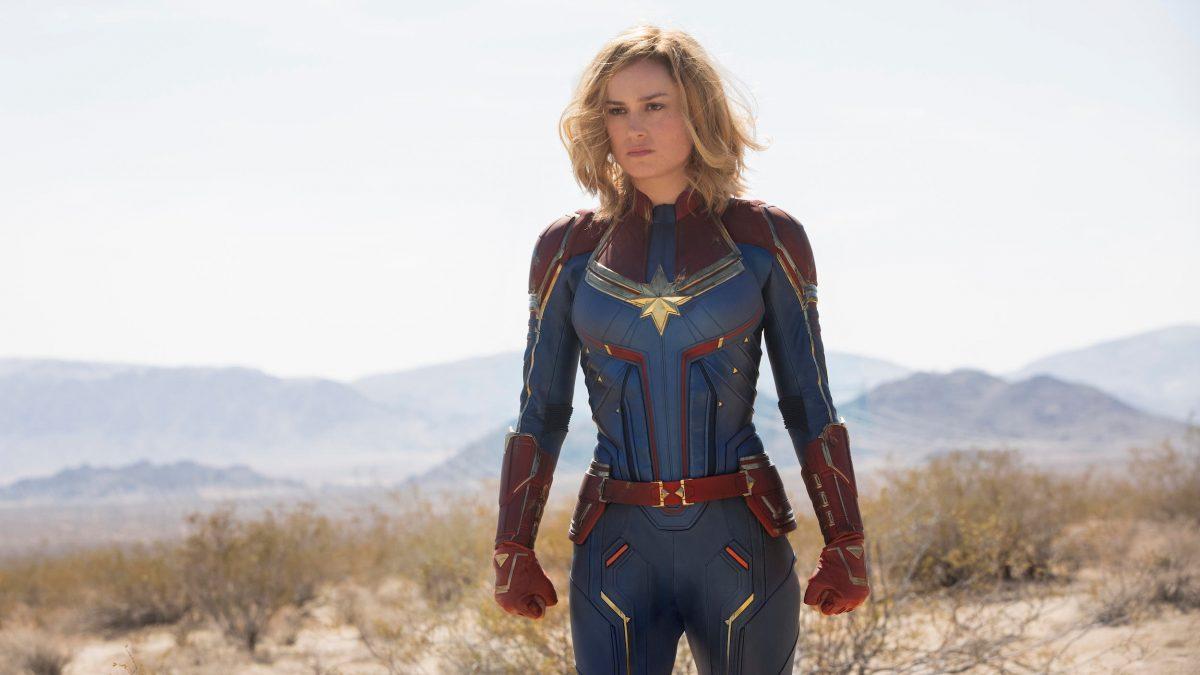 "La Musica de ""Capitana Marvel"" ya se encuentra disponible"