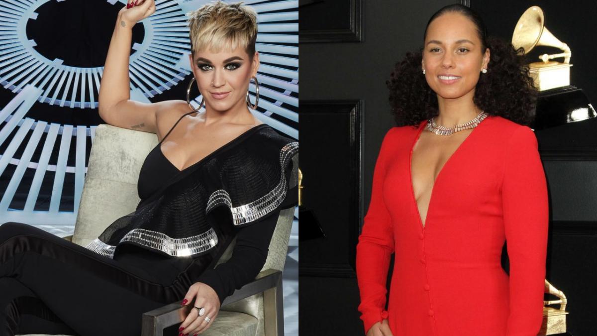 """Las """"calmas"""" de la música: Katy Perry y Alicia Keys se suman con éxito al pop latino"""