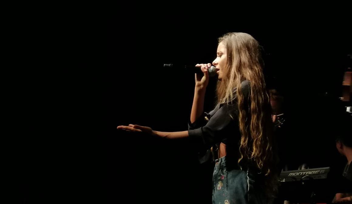 Cami conquista el público español con un concierto en Madrid