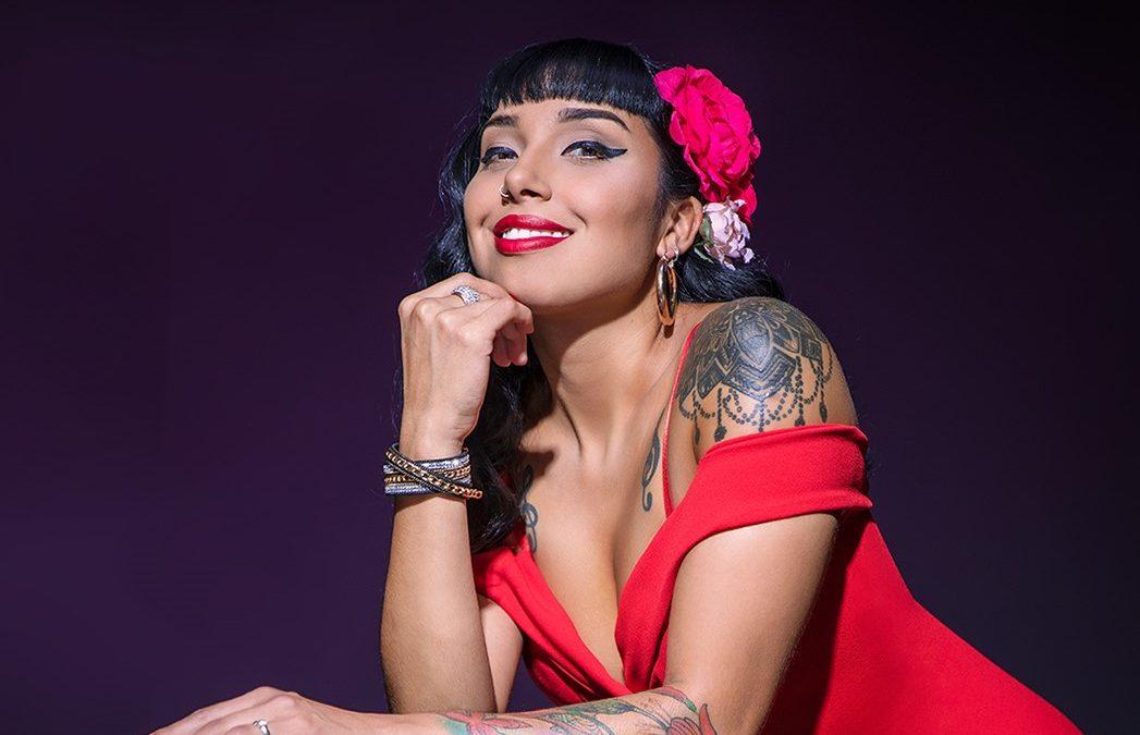 """Priscilla Ninoska presenta """"Mal de Amores"""" con tres conciertos"""