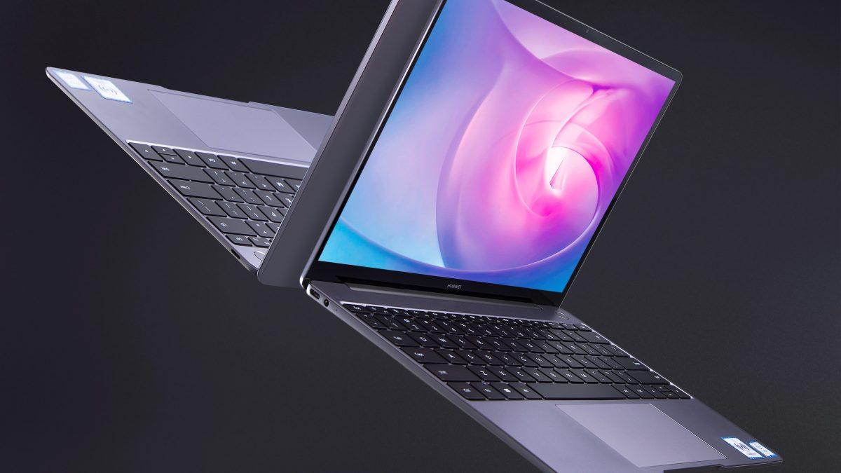 "Huawei presentó oficialmente su ""Matebook 13"""